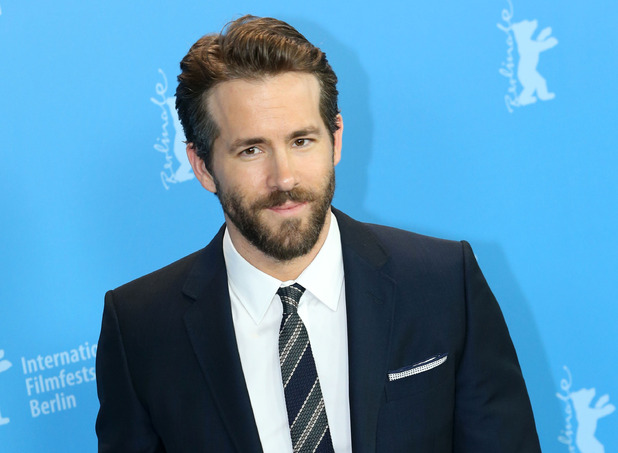Ryan Reynolds at the 65th Berlin International Film Festival (Berlinale) for Woman In Gold - 02/10/2015