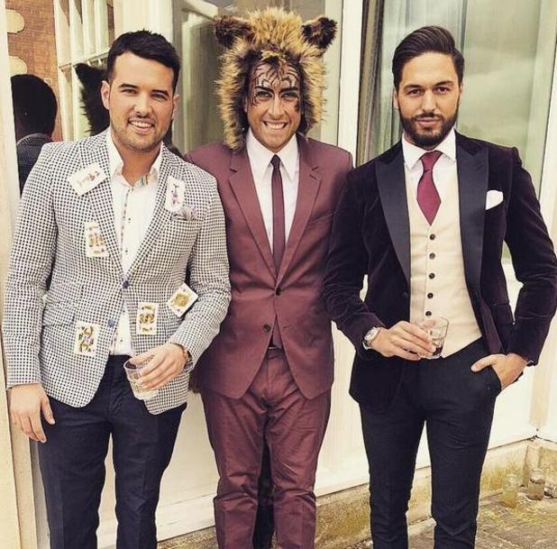 TOWIE: Behind the scenes look at the Mad Hatter's Tea Party
