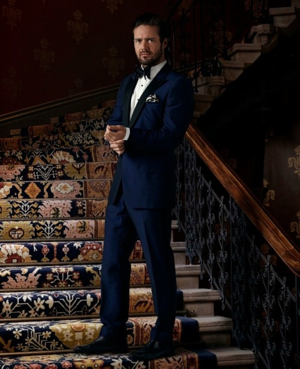 Spencer Matthews 2015 New Series Made In Chelsea Press Shots