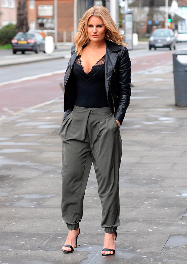 The Only Way is Essex' cast, out and about, Essex, Britain - 29 Mar 2015 Danielle Armstrong