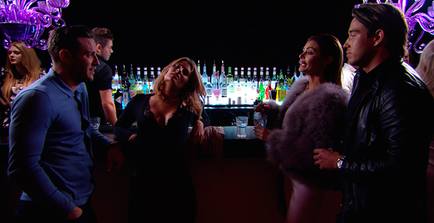 TOWIE episode to air 1 April: Chloe talks to Elliott