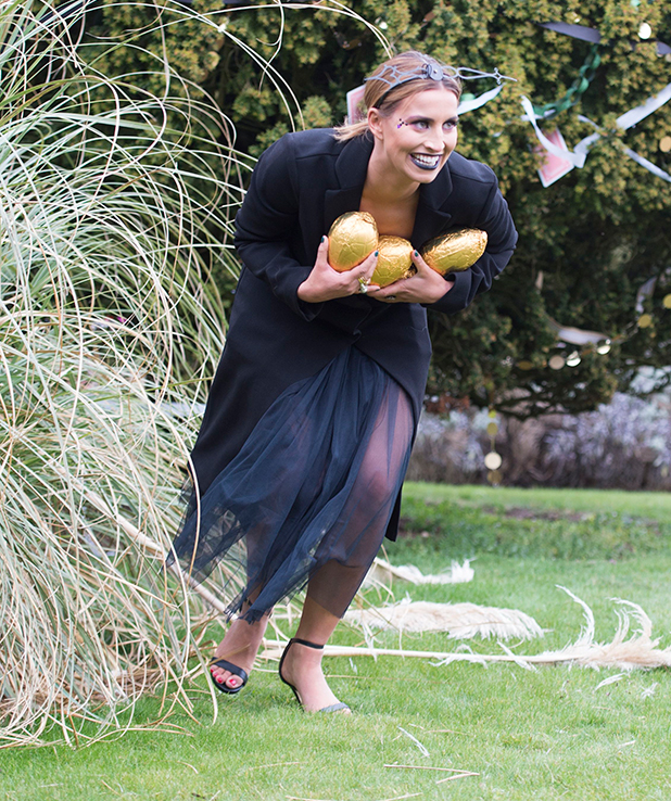 The Only Way is Essex' cast filming, Britain - 01 Apr 2015 Ferne McCann