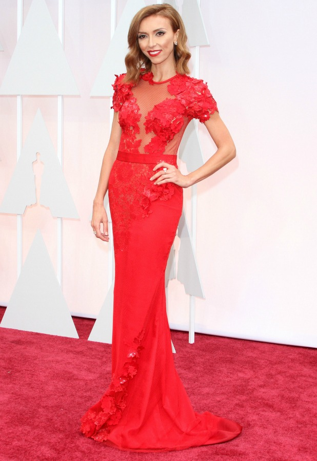 Giuliana Rancic, The 87th Annual Oscars held at Dolby Theatre 2015