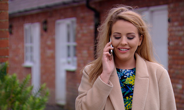 TOWIE episode to air 1 April: Lydia tells Lewis she has renewed feelings for Arg