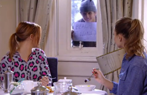 TOWIE ep aired 29 March 2015: Jake surprises Chloe in Wales