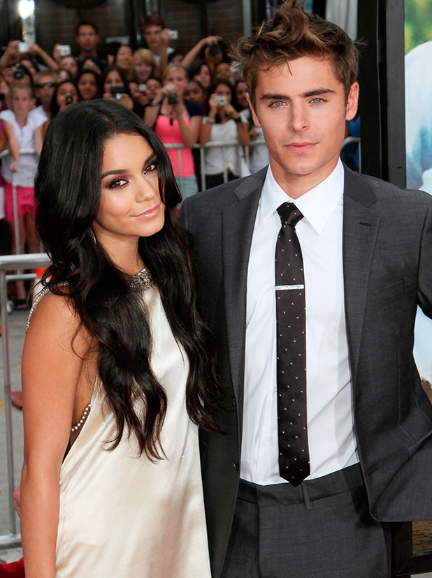 """Vanessa Hudgens and Zac Efron """"Charlie St. Cloud"""" Los Angeles Premiere held At The Regency Village Theatre Westwood, California - 20.07.10"""