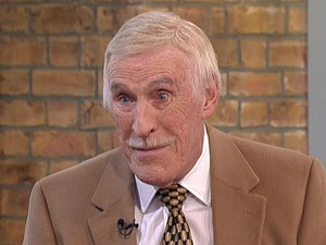 Sir Bruce Forsyth taken to hospital after fall at his home
