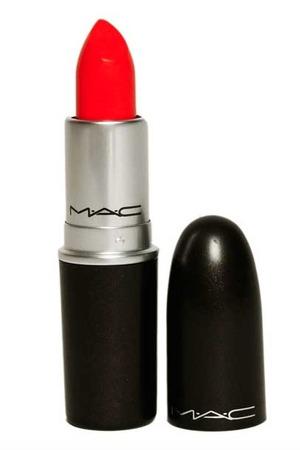 MAC Lipstick in Morange