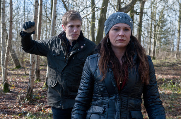 Emmerdale, will Robert kill Chas?, Wed 8 Apr