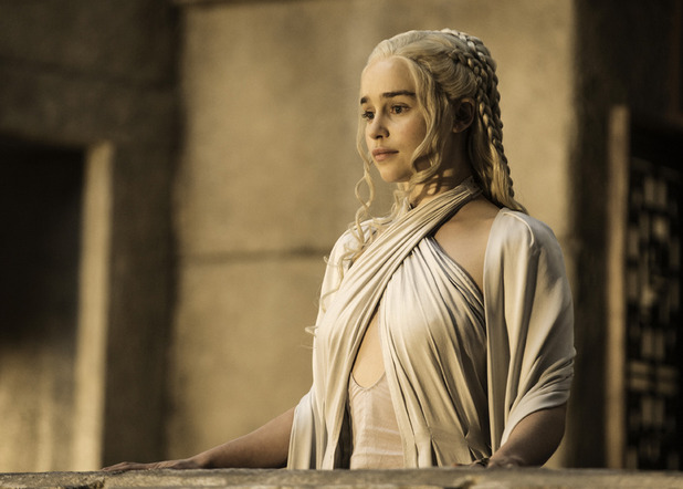 Game Of Thrones, Daenerys, Series 5, Mon 13 Apr