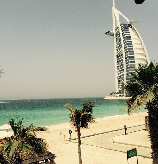 Billi Mucklow Dubai