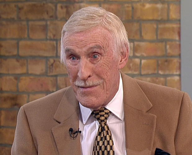 Bruce Forsyth appears on 'This Morning' to talk about returning to perform his one-man show at the Palladium. Broadcast on ITV1 HD