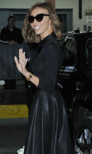 Giuliana Rancic leaving The Huffington Post, 7 April 2015