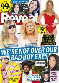Reveal Magazine, cover for issue 15
