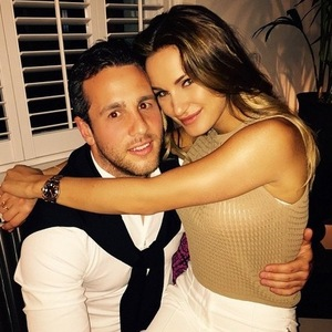 Sam Faiers with boyfriend Paul Day, Instagram 11 April