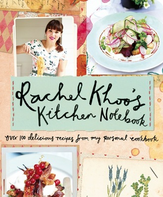 rachel khoo kitchen notebook book cover
