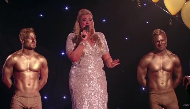 Gemma Collins celebrates her 31st birthday on The Only Way Is Essex
