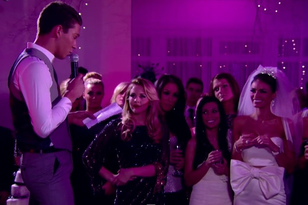Chloe Sims Celebrates 30th Birthday Wedding Style The Only Way Is Essex