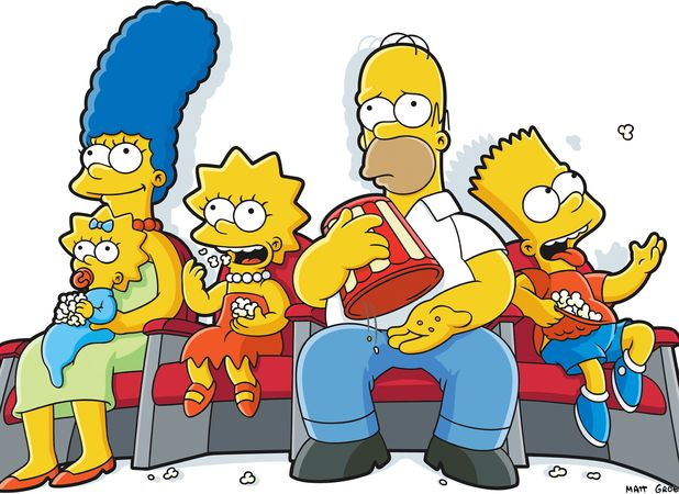 Glyn Culliford's Simpsons collection is worth £100,000