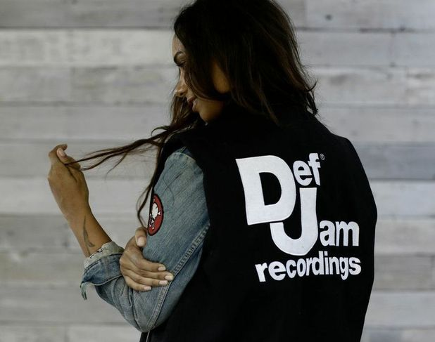 Former X Factor winner Leona Lewis signs US record deal with Def Jam - 16 April 2015.