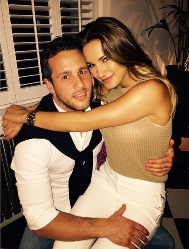 Sam Faiers with boyfriend Paul Day, Instagram 11 April