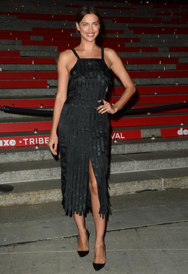 Irina Shayk 2015 Tribeca Film Festival -Vanity Fair Party, 14 April 2015