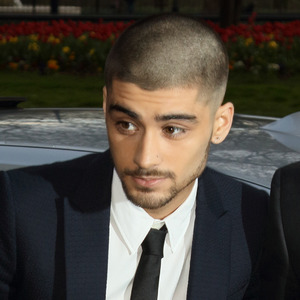 Zayn Malik at the 5th Asian Awards held at the Grosvenor House Hotel - 17 April 2015.