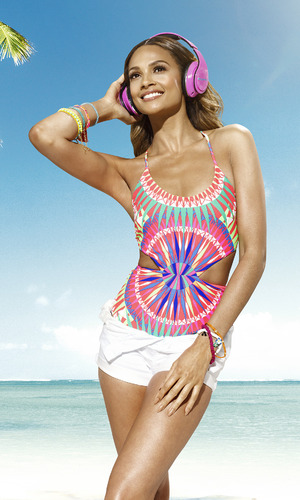BGT's Alesha Dixon to create UK's first fan-curated music video in partnership with First Choice's Summer of Music - 23 April 2015.
