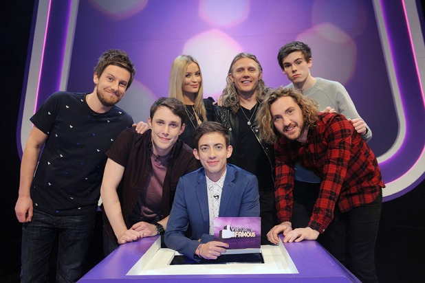 Virtually Famous, Kevin McHale and panellists, Mon 27 Apr