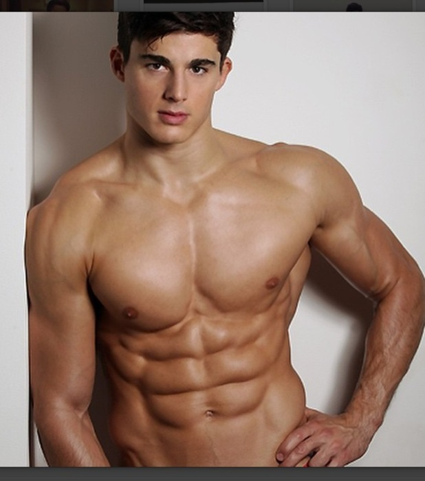 As a part-time model, Pietro Boselli is possibly the hottest teacher in Britain