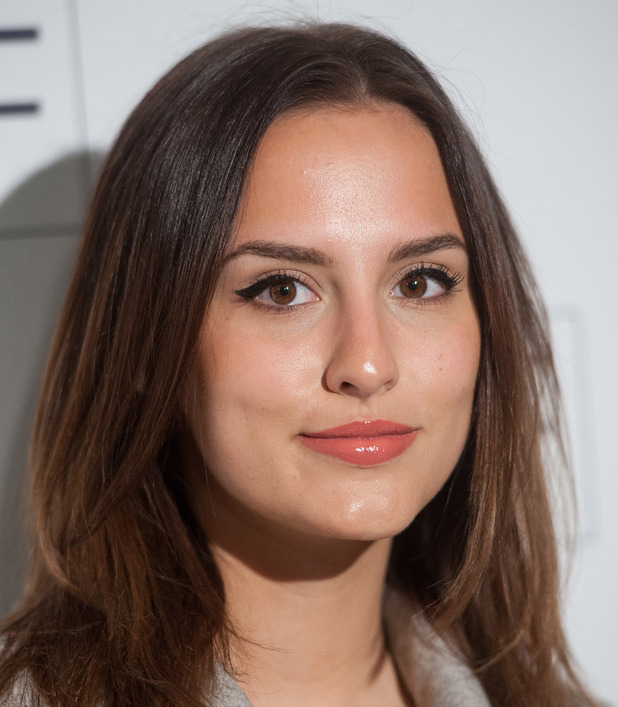 Lucy Watson at the F&F show 20 april