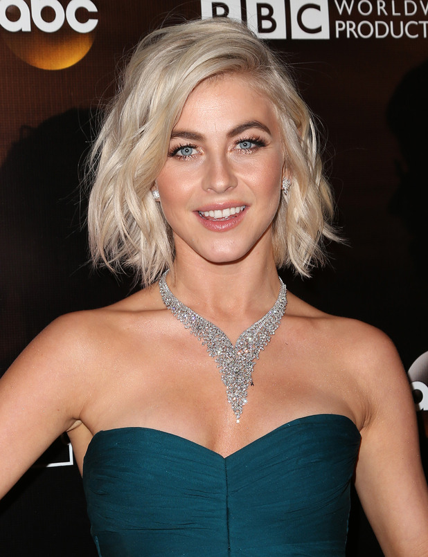 "Julianne Hough, 10th Anniversary Of ""Dancing With The Stars"" Party, West Hollywood 21 April"