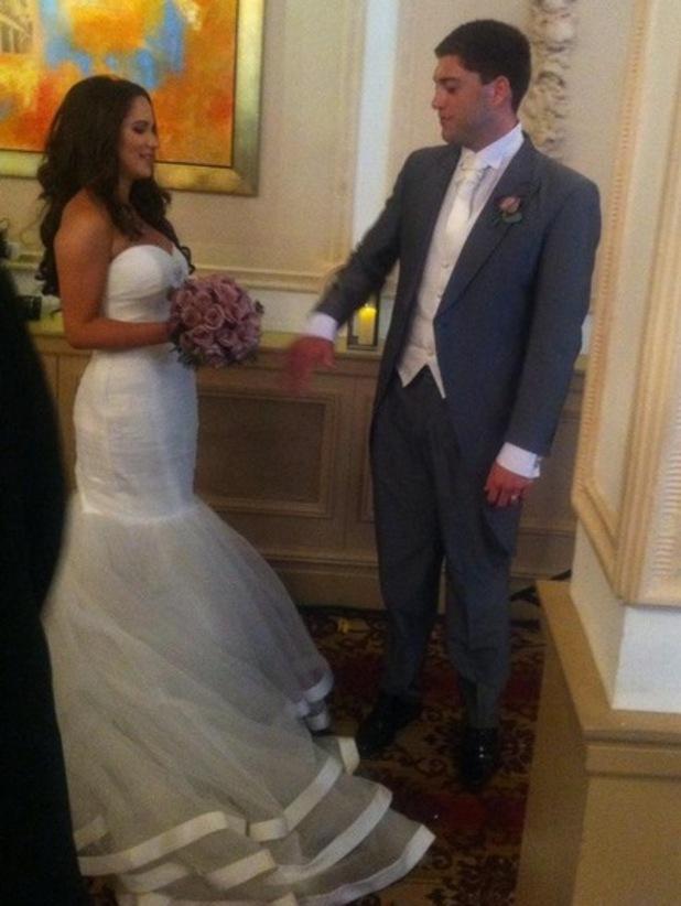 Steven Goode and Kimberly Kisselovich wedding, Down Hall, Hertfordshire 18 April
