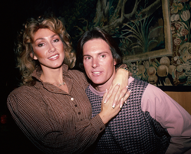 Olympic decathlon winner Bruce Jenner and wife Linda. (Photo by Ann Clifford/DMI/The LIFE Picture Collection/Getty Images)