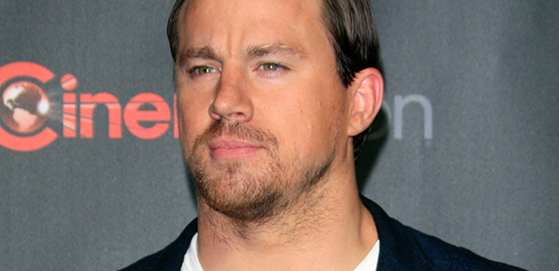 Channing Tatum, 2015 CinemaCon - 'The Big Picture' at Caesars Palace Hotel & Casino - Arrivals