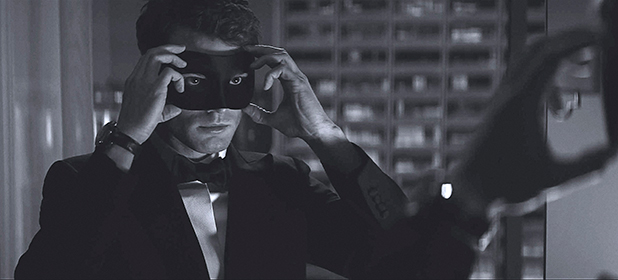 Fifty Shades Darker first teaser picture of Christian Grey (Jamie Dornan)