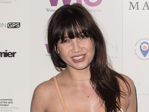 Daisy Lowe at the LDNY Fashion show and WIE award Gala London 27 april