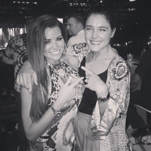 Jessica Wright and Jessie Ware, Blended Festival, Dubai 30 April