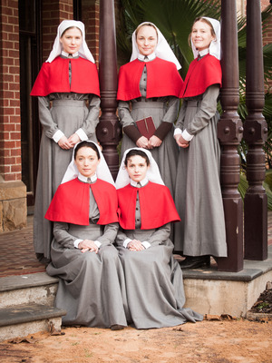 Anzac Girls, More4, Fri 1 May