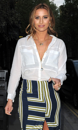 TOWIE's Ferne McCann at Sam Faiers Book Launch party, held at the Covent Garden Hotel - 30 April.