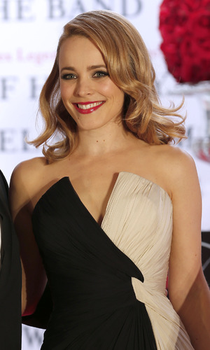 Rachel McAdams at Canada's Walk of Fame at the Sony Centre for the Performance Art - 18 October 2014.