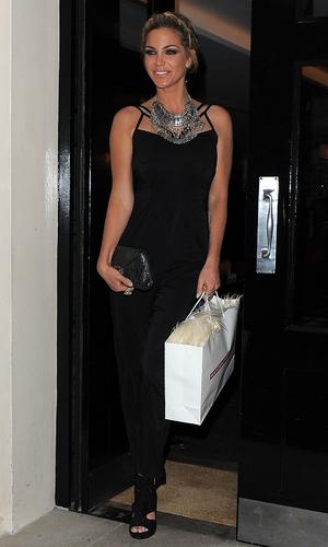 Sarah Harding at the Very.co.uk VIP Summer Party at Haymarket Hotel - 29 April 2015.