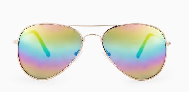 aviator sunglasses mango £17.99