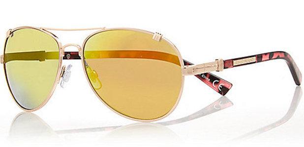 River Island £13 aviator sunglasses