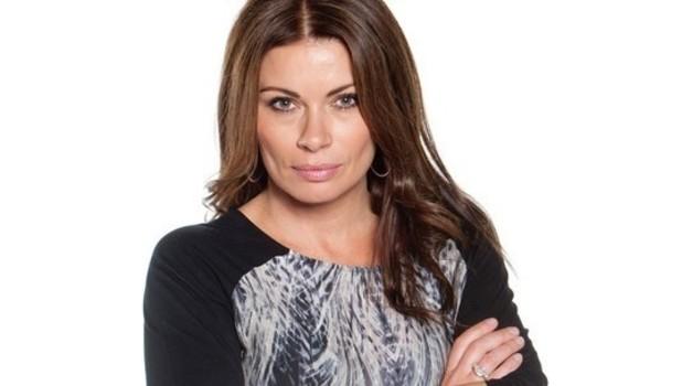 Alison King plays Carla Connor in Coronation Street.