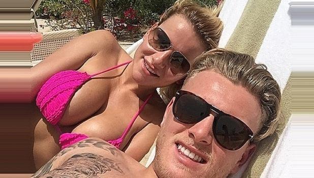 Tommy Mallet, Georgia Kousoulou in Dubai, Instagram 26 April