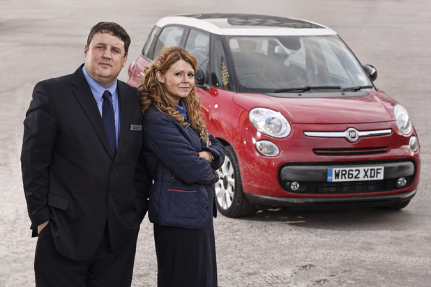 Peter Kay's Car Share, Wed 29 Apr