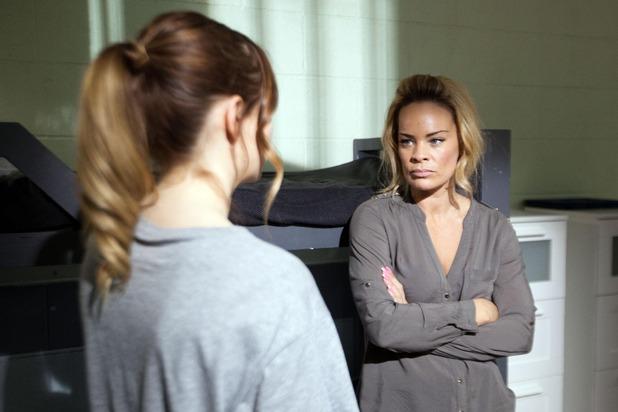 Hollyoaks, Grace doesn't want Kim, Fri 1 May