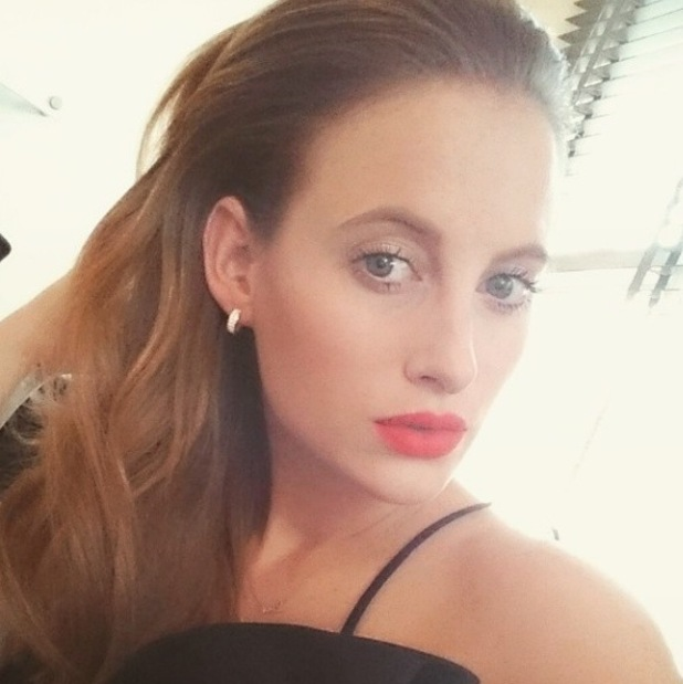 Rosie Fortescue Instaram picture april 29
