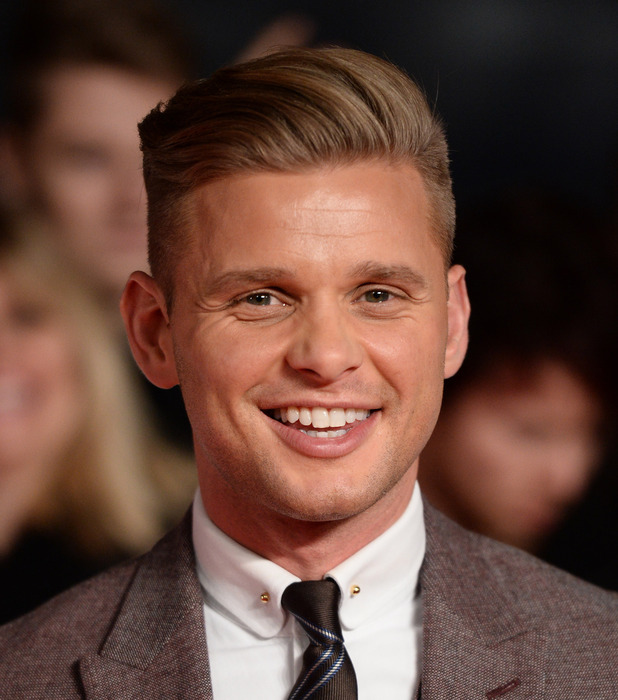 Jeff Brazier, The National Television Awards, The o2 London, 22 January 2014